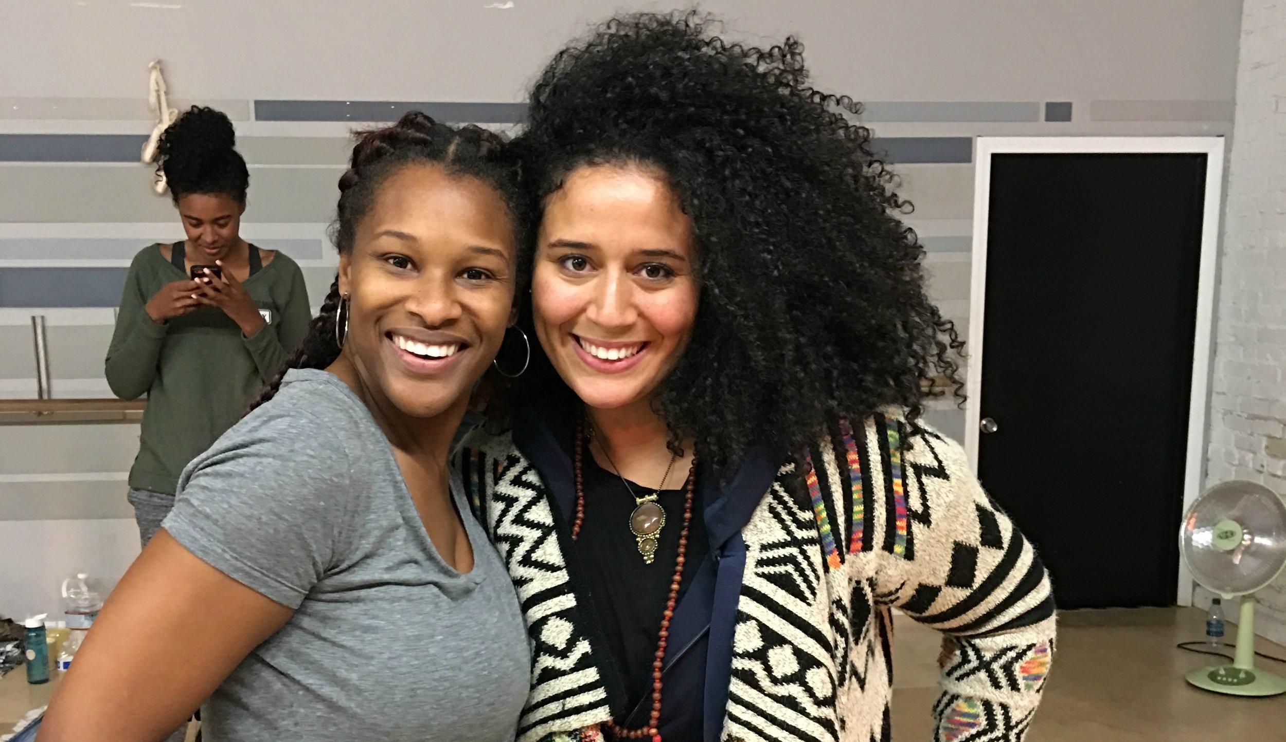 Sissy and Yeradmi