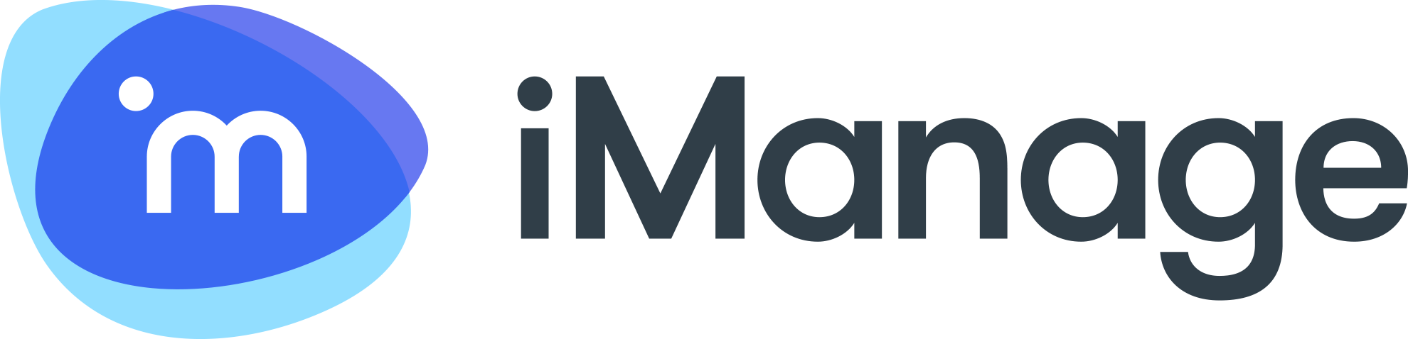 Proud to partner with iManage