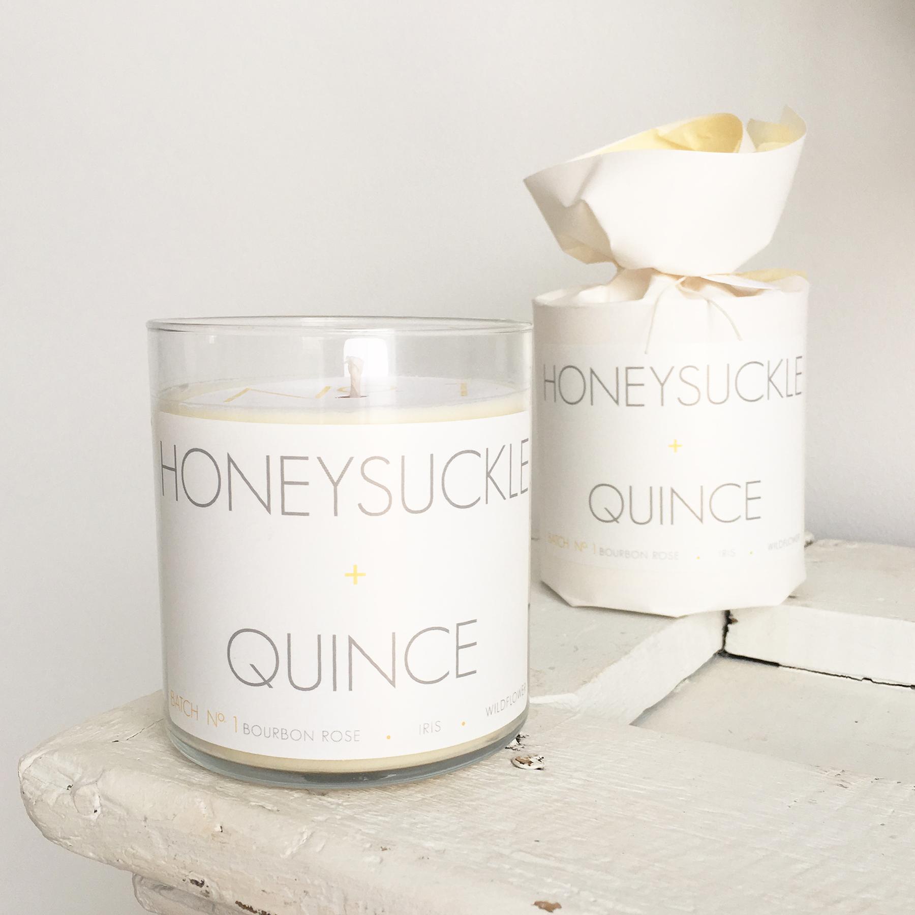 Honeysuckle + Quince Jumbo Soy Candle Studio Shelf.jpg