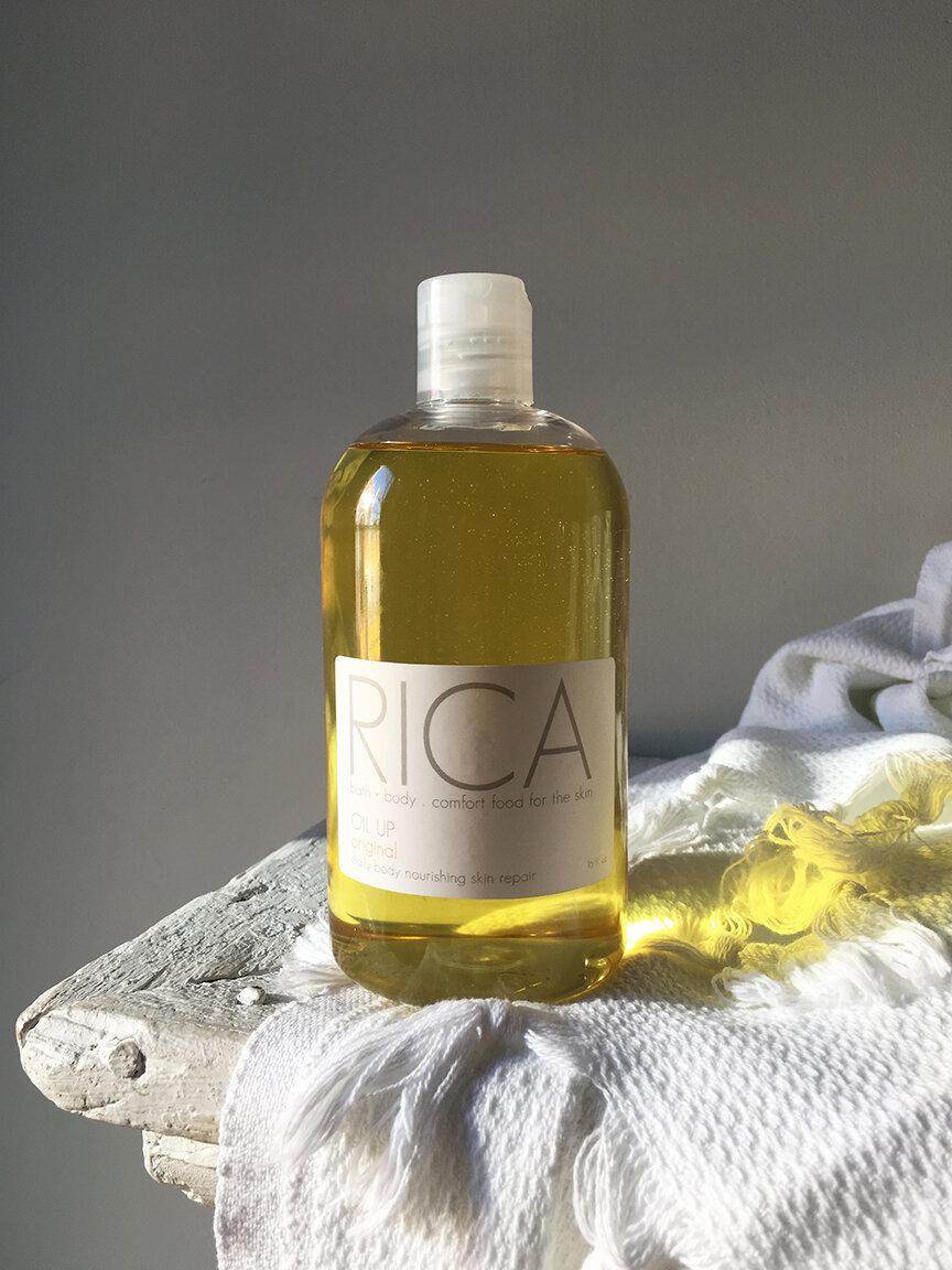 RICA bath + body Oil Up Autumn PM