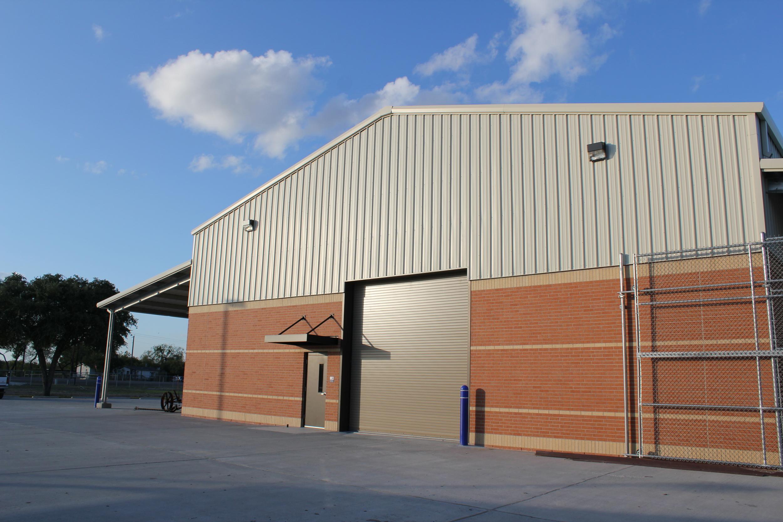 McMullen Ag & Maintenance Building