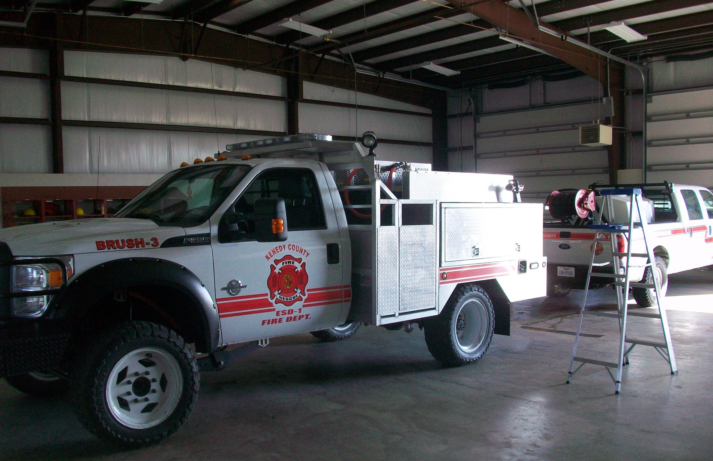 kenedy county fire station