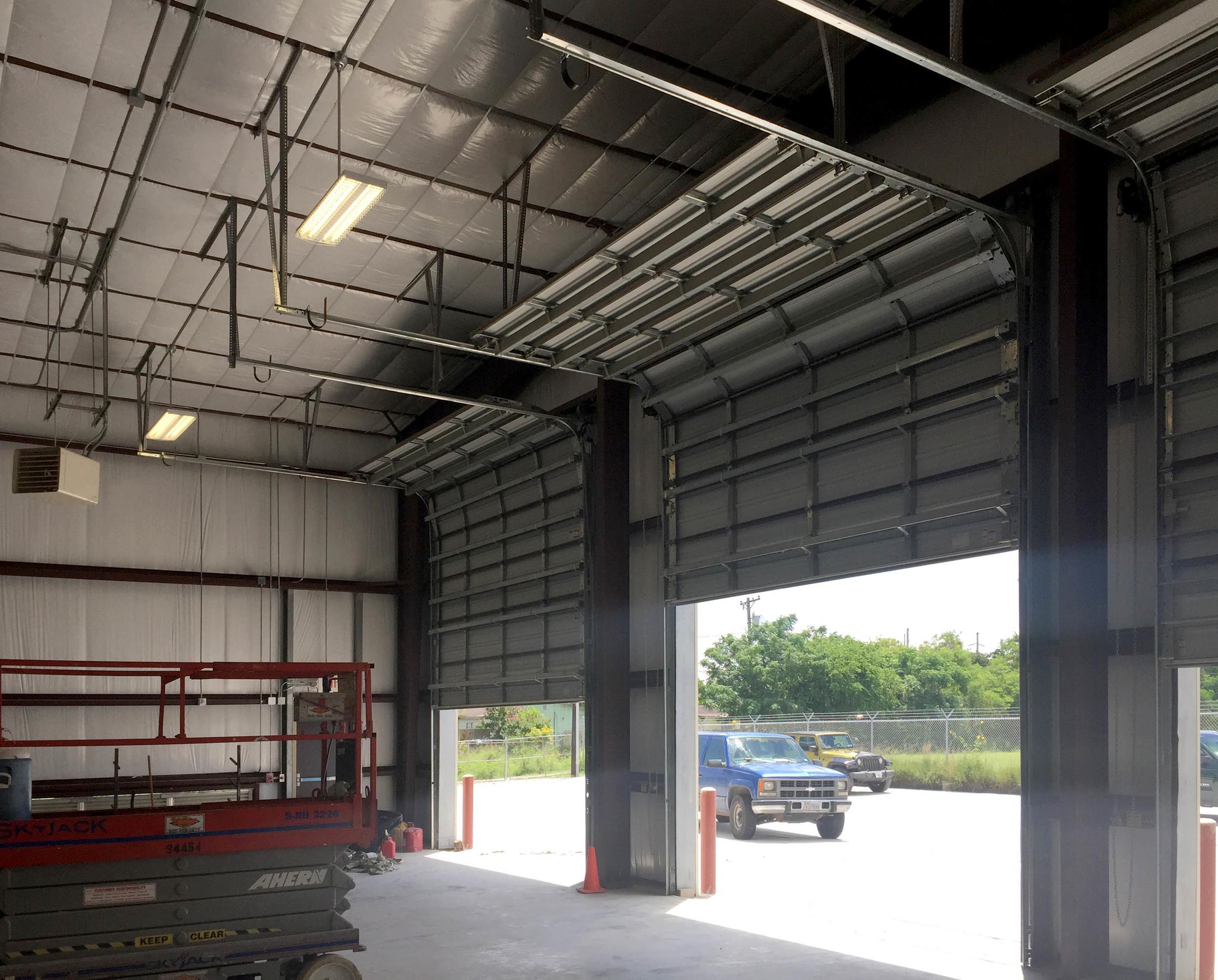 Corpus Christi Public Safety Warehouse