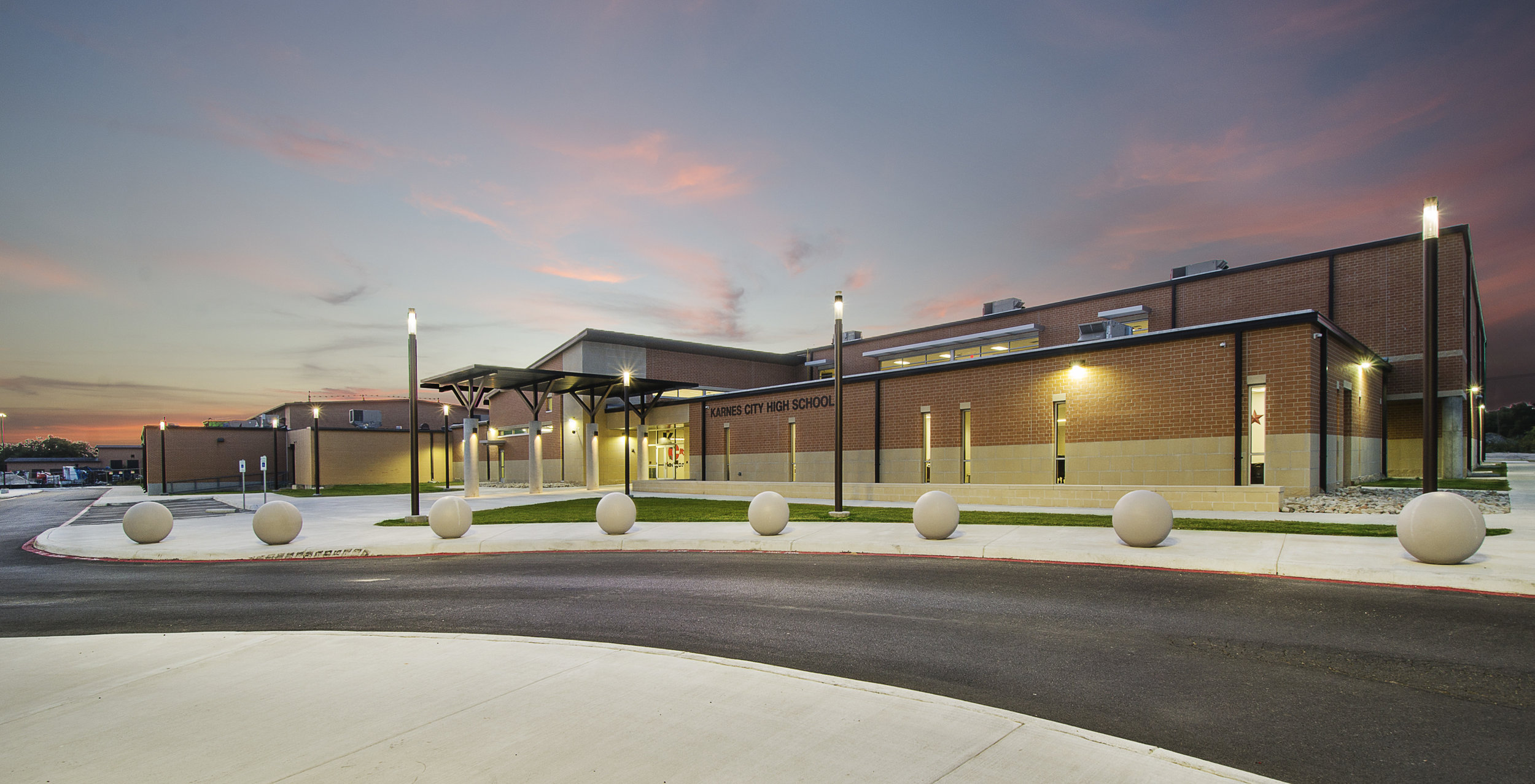 Karnes City High School
