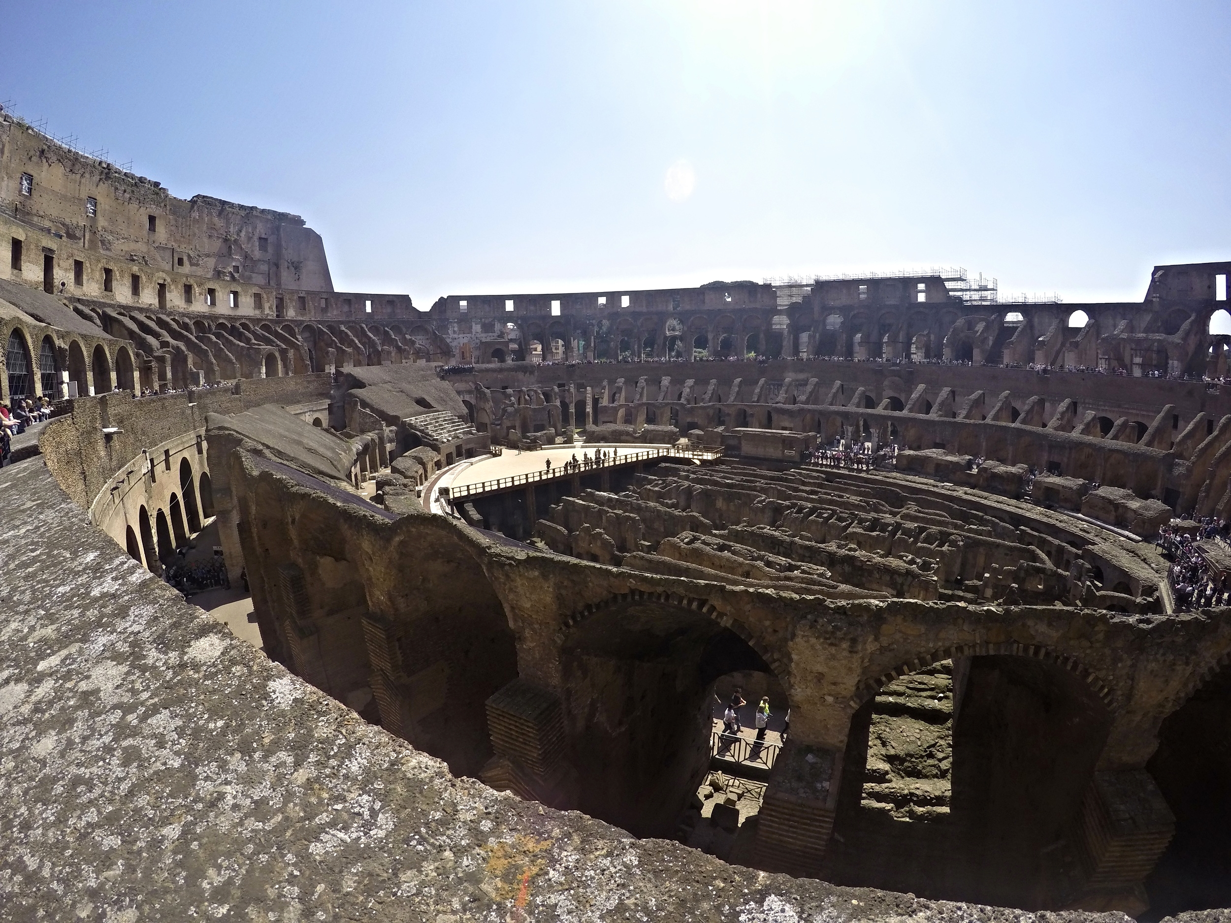 Picture: The Colosseum, Rome 2015