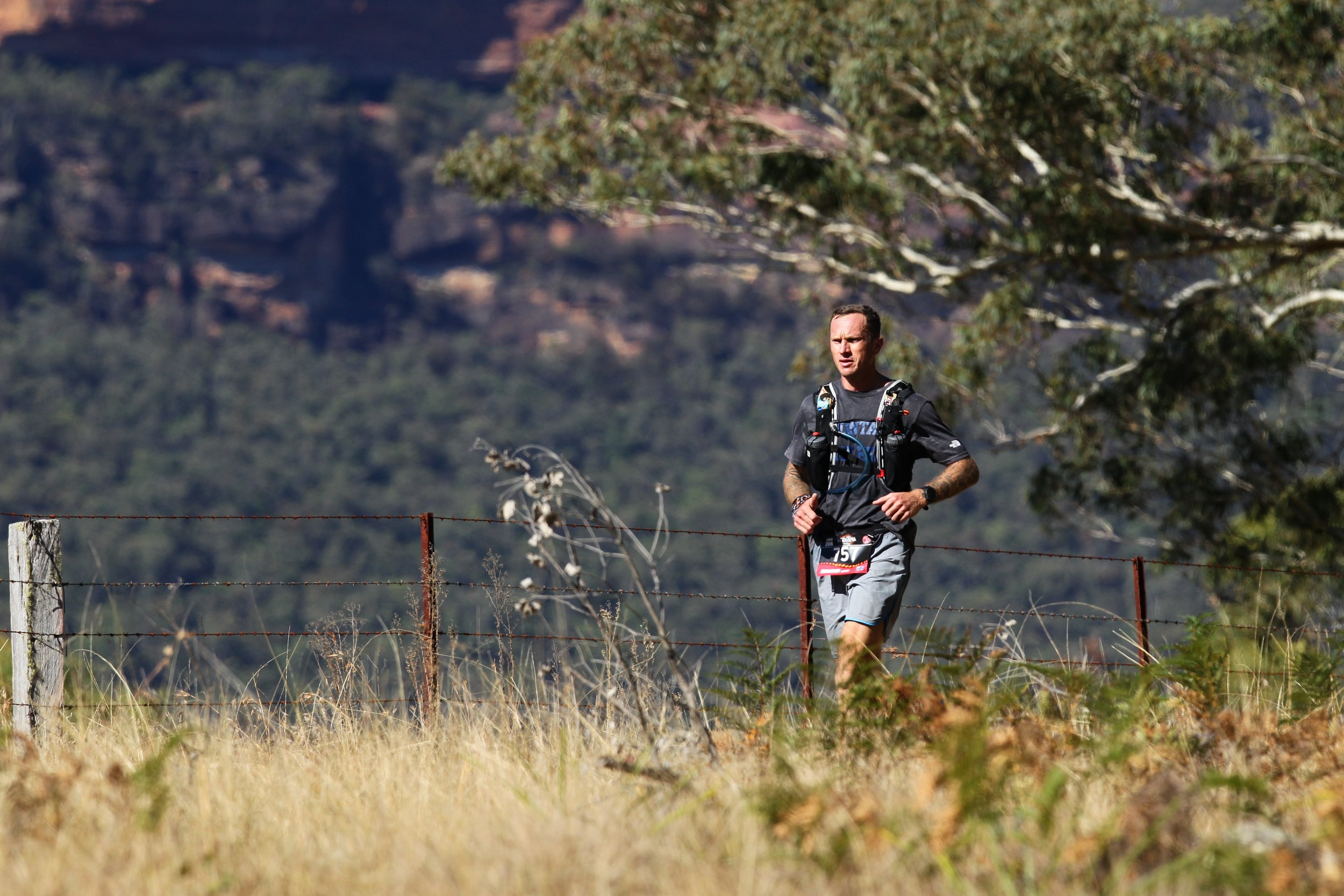 Picture: Ultra Trail Australia 100