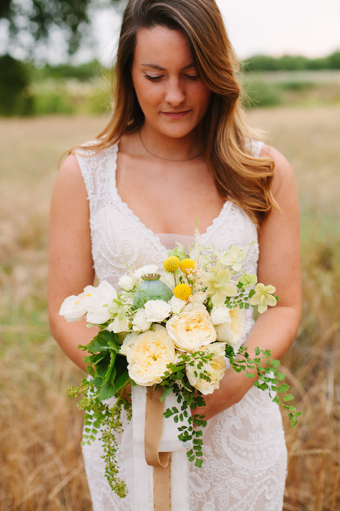 Farm Outdoor Yellow and Green Bouquet.jpg