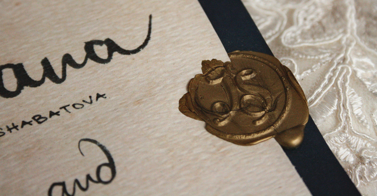Our Custom Made Seal