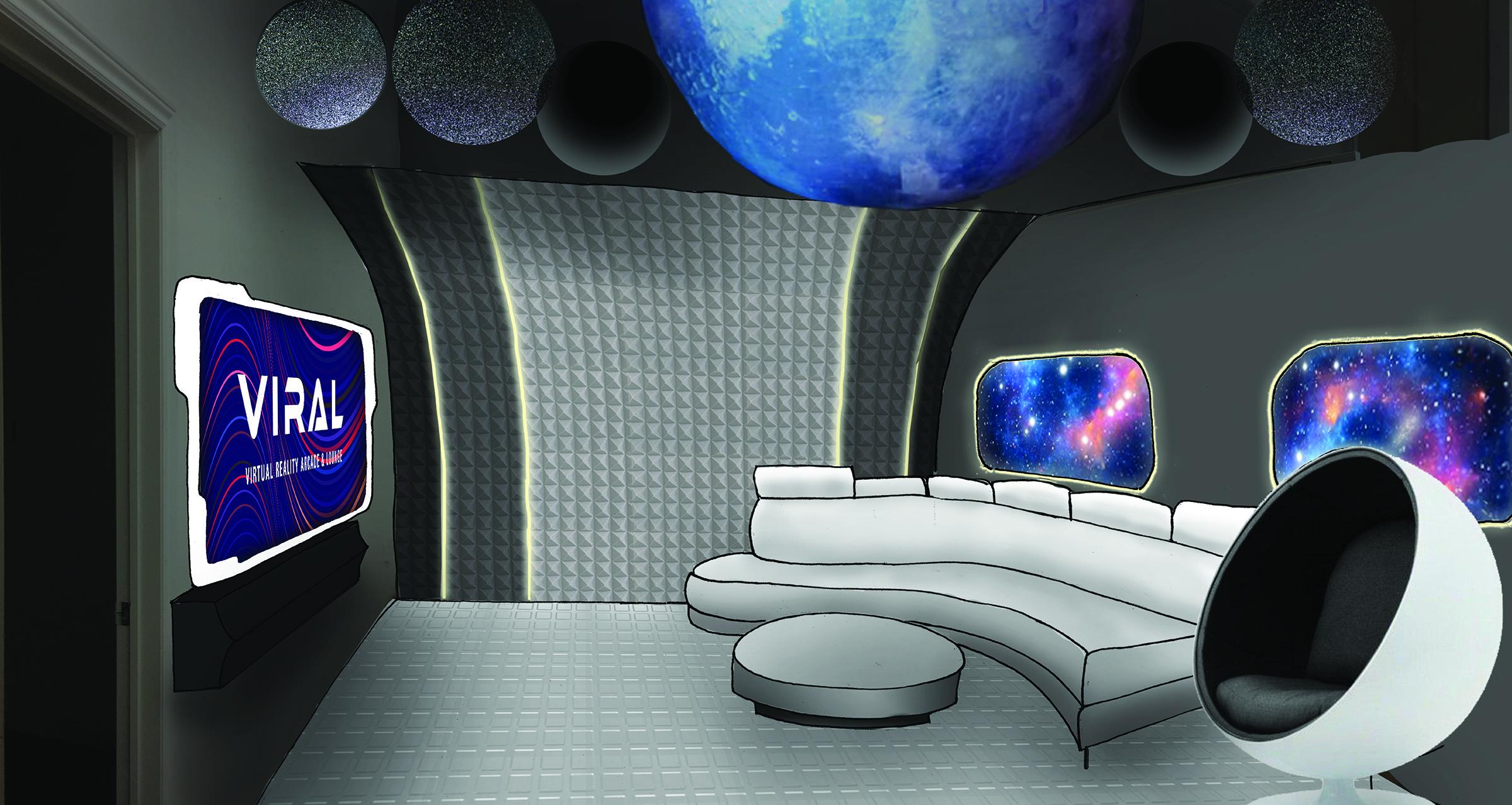 Area 3 Concept Art - Multi-Player Lounge Area