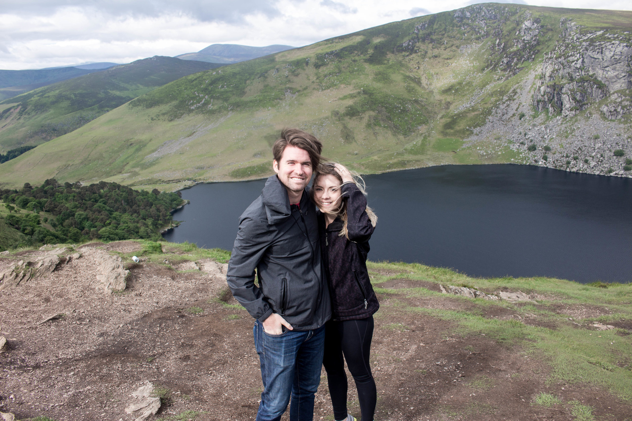 Wicklow Mountains - Things to do in Ireland - Sarah of True North Paper Co.