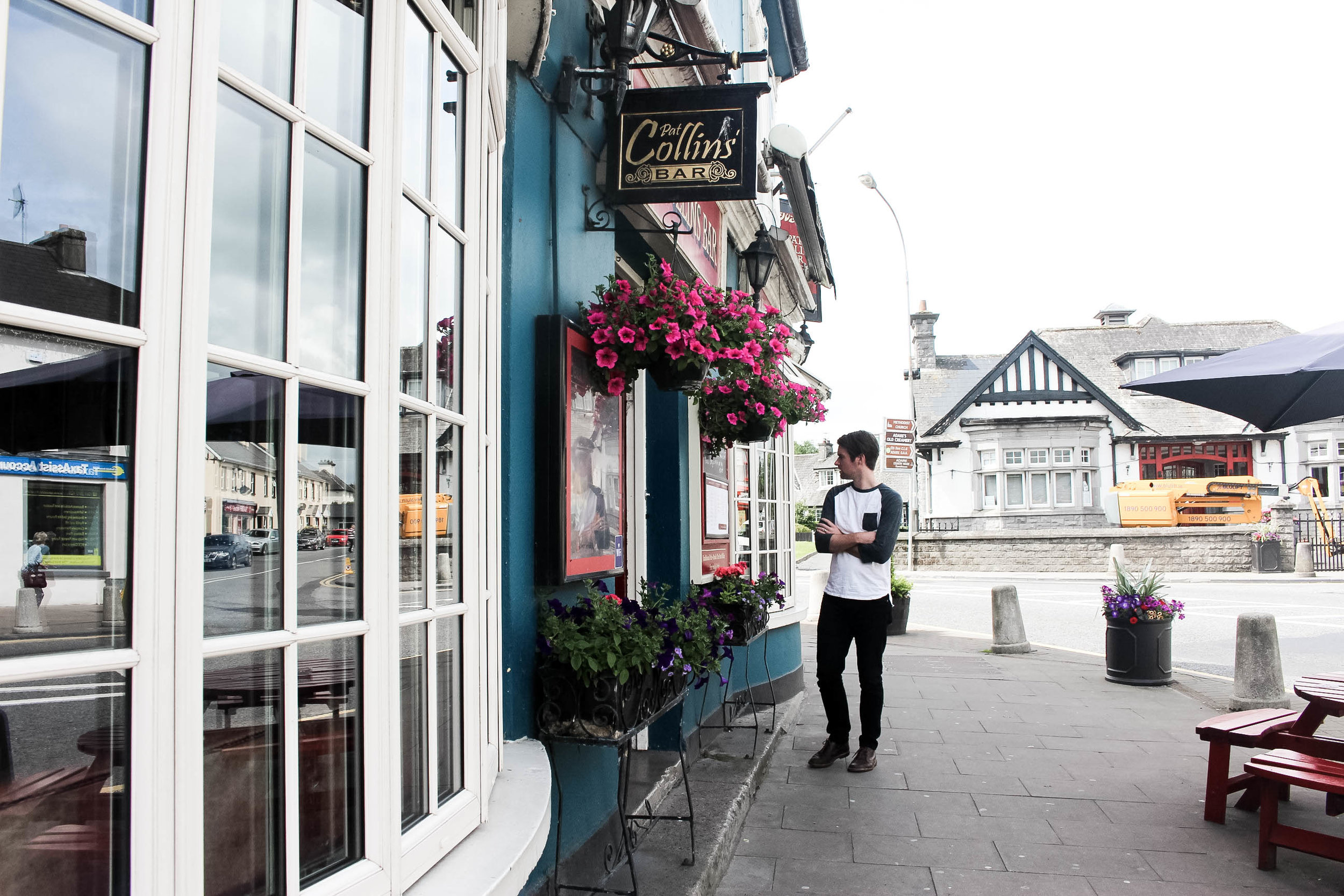 Adare - Ireland's prettiest village known for it's houses with thatched roof - Things to do in Ireland