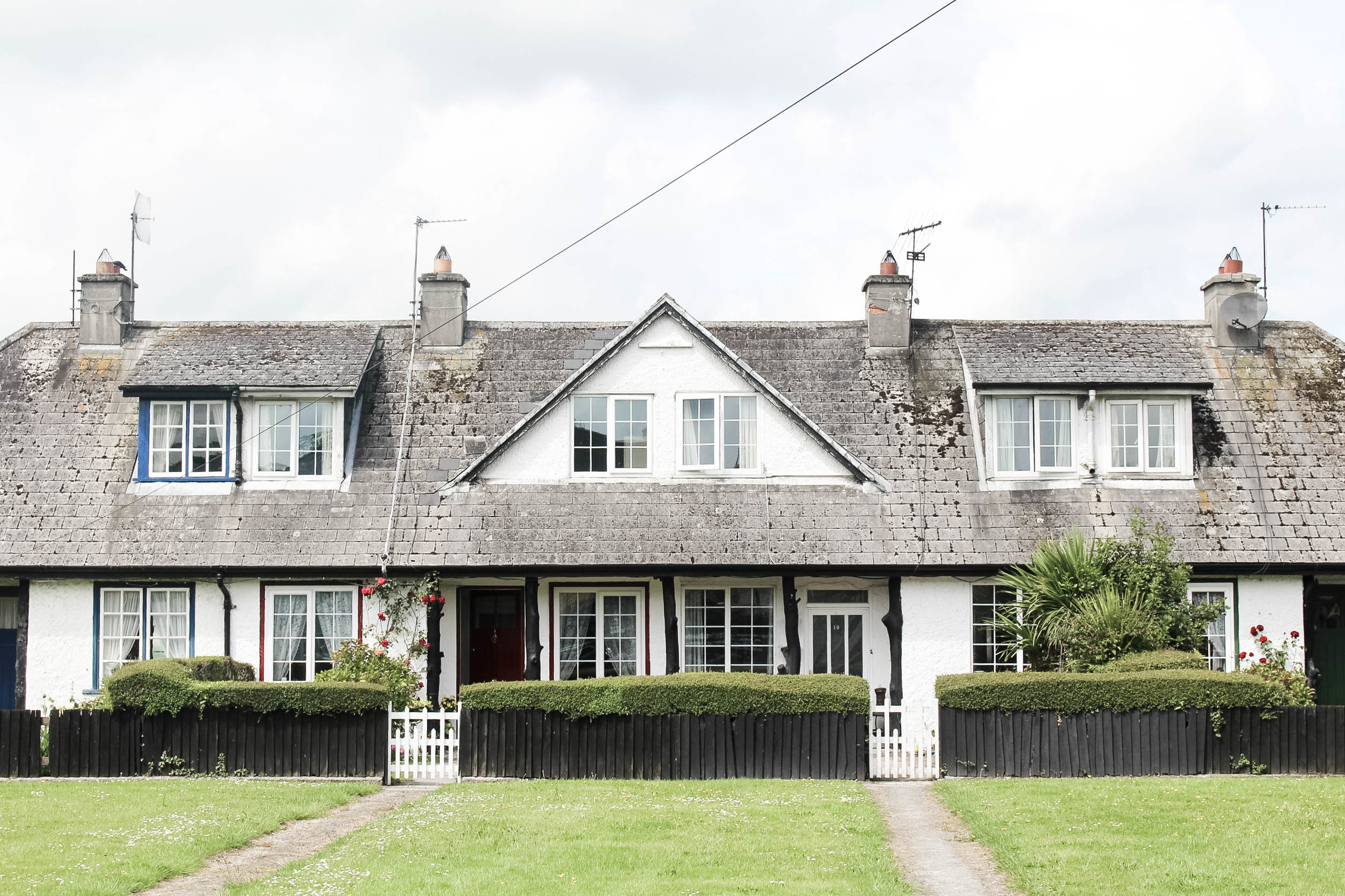 Things to do in Ireland - The village of Adare in County Limerick - True North Paper Blog