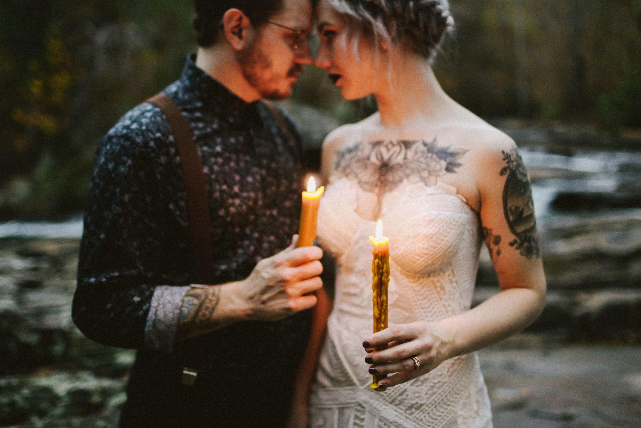 Autumn Wedding Shoot - Folky Wedding Ideas and Inspiration