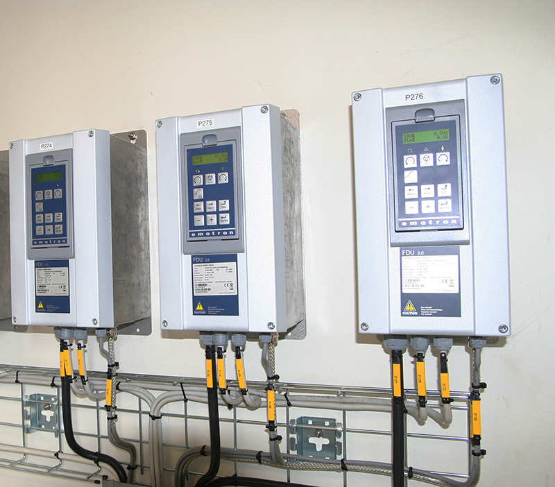 Emotron FDU 2.0 Variable Frequency Drives
