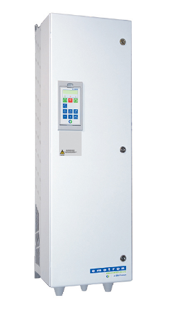 Emotron VFX 2.0 Variable Frequency Drive in NEMA 12 / IP54 configuration.