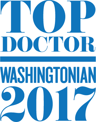 Washingtonian Top Doc Dr. Kathryn A. Dreger Prime PLC Health Care Doctor Georgetown Arlington VA 2017.png