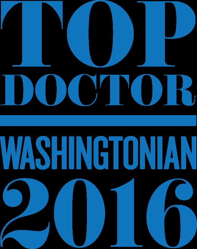 Washingtonian Top Doc Dr. Kathryn A. Dreger Prime PLC Health Care Doctor Georgetown Arlington VA 2016.png