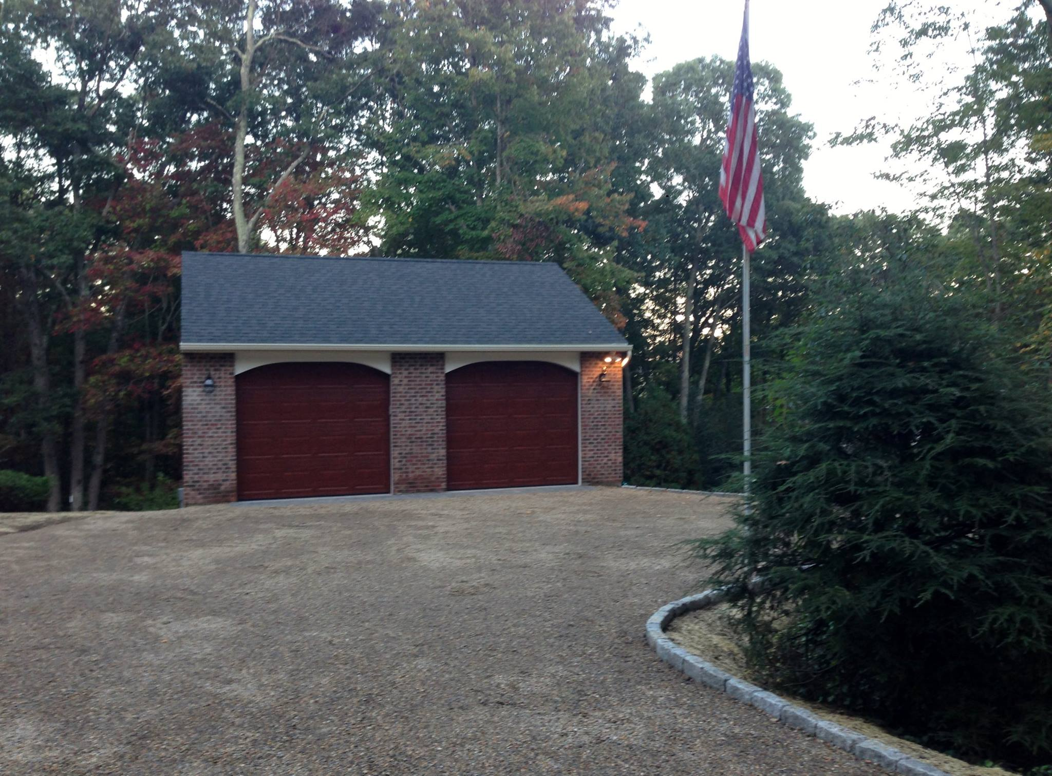 Garage Addition in East Lyme CT | Shaw Remodeling
