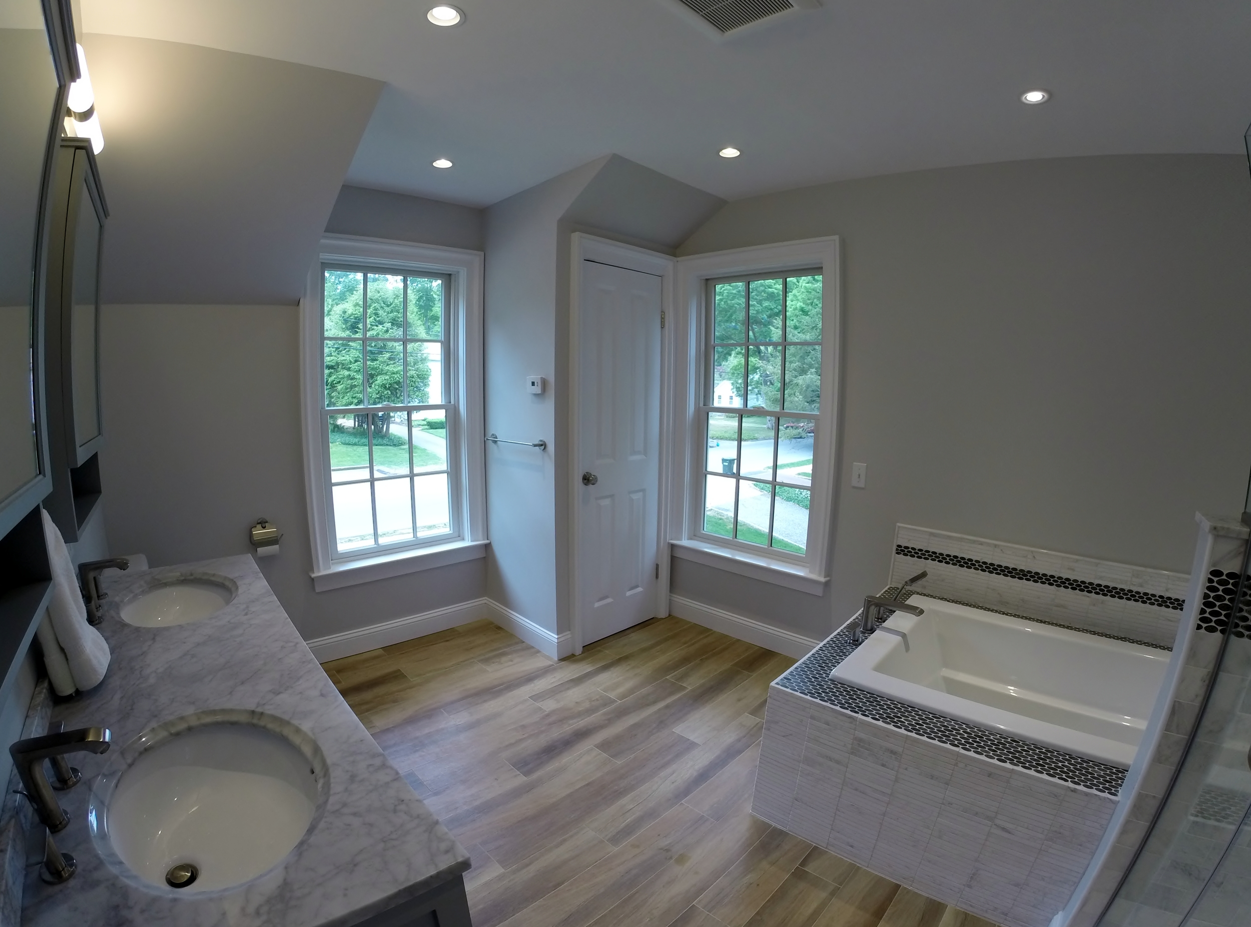 Master Bathroom Design and Remodel in Essex CT | Shaw Remodeling