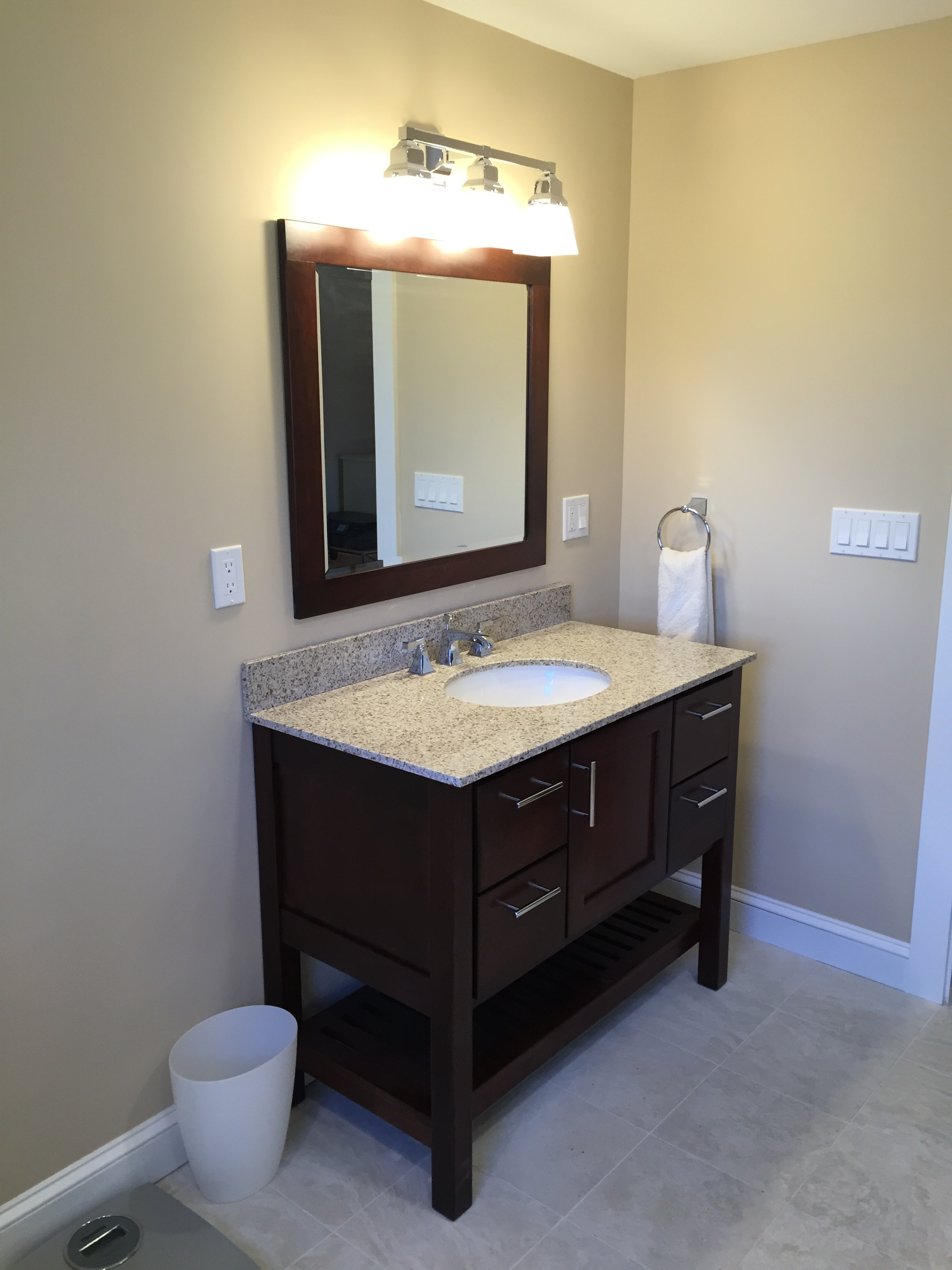 Master Bathroom Design and Renovation in Waterford CT | Shaw Remodeling