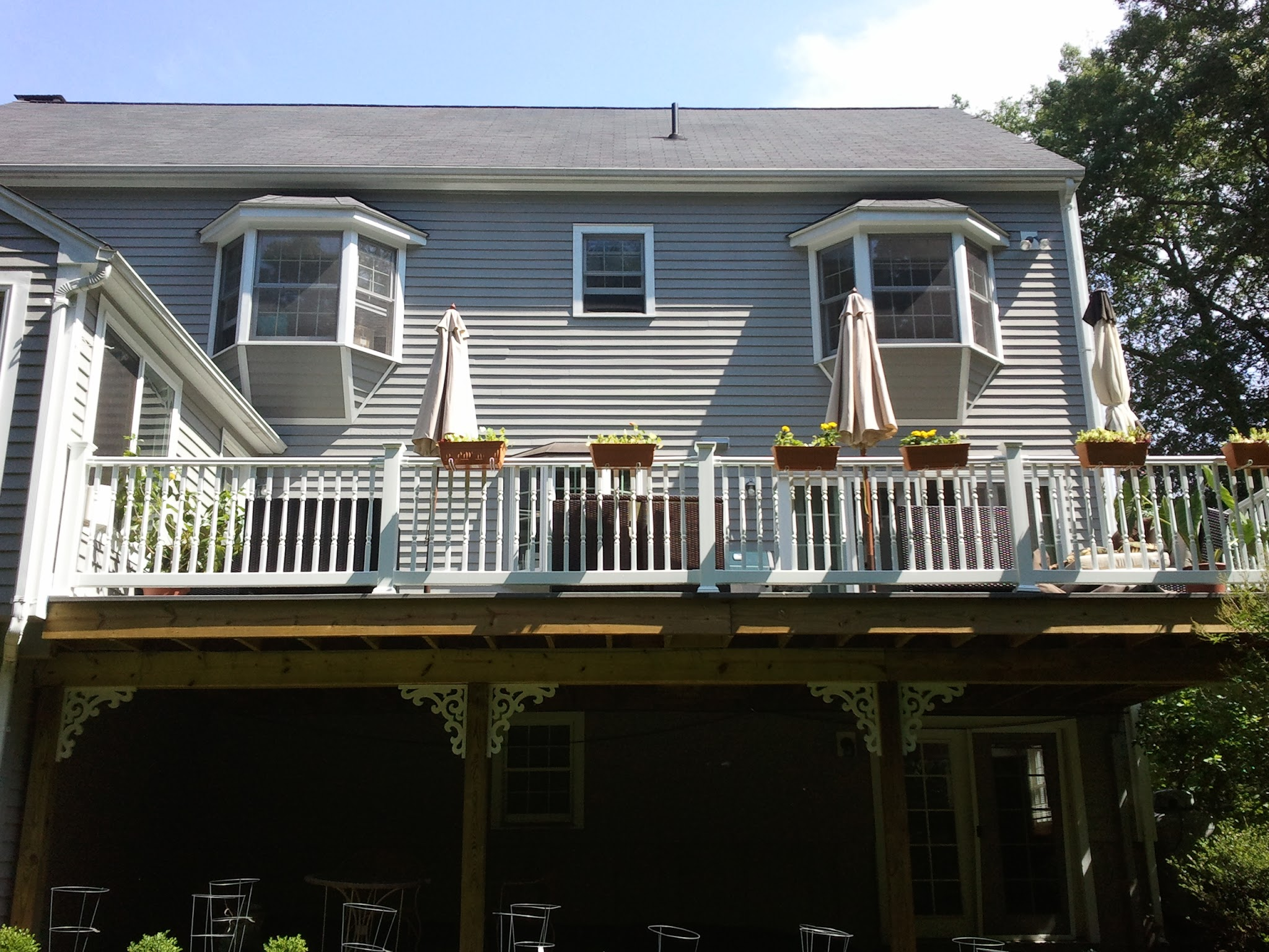 Deck Remodel in Madison CT | Shaw Remodeling