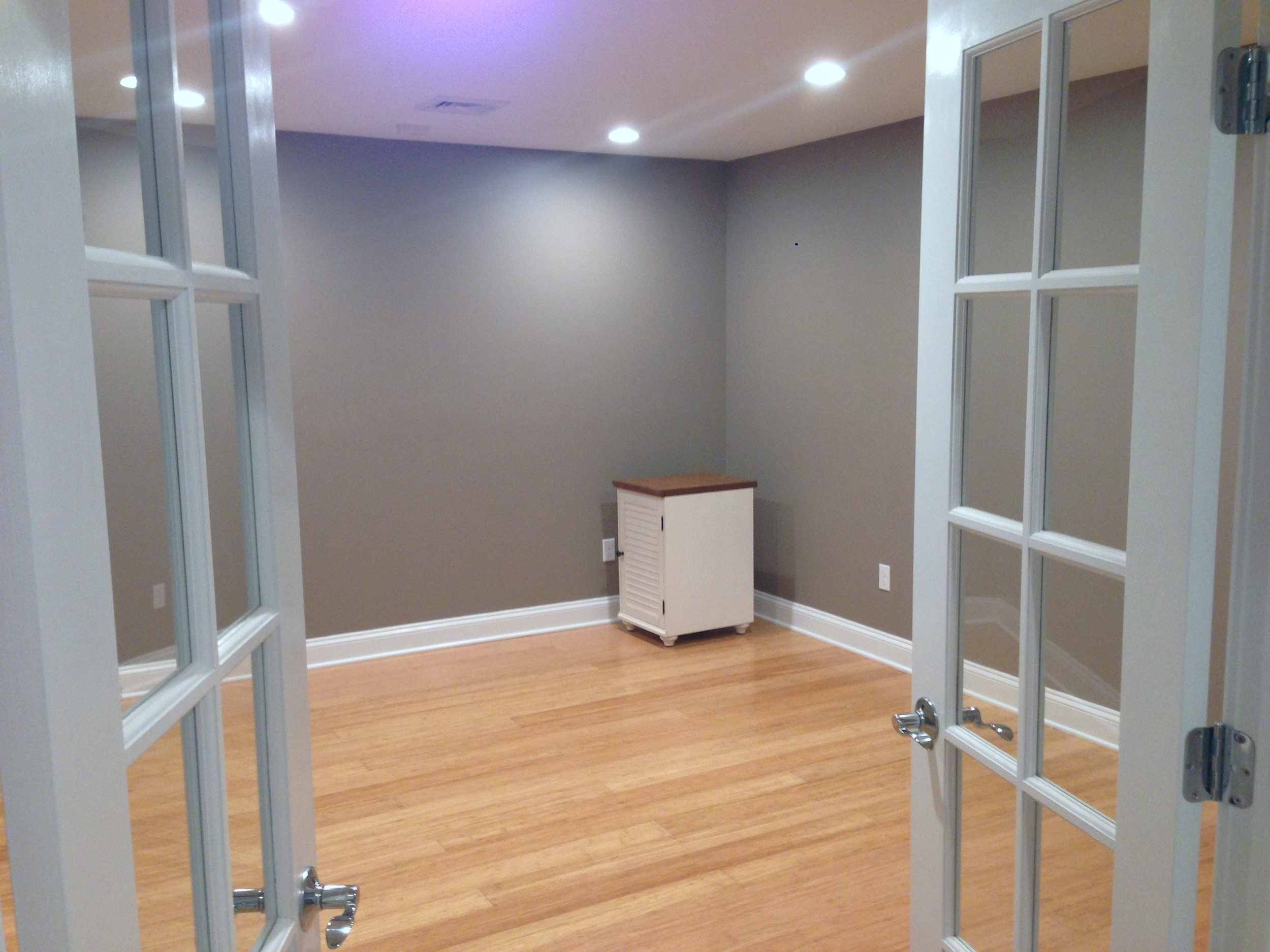 Basement Finish Remodel in East Lyme CT | Shaw Remodeling