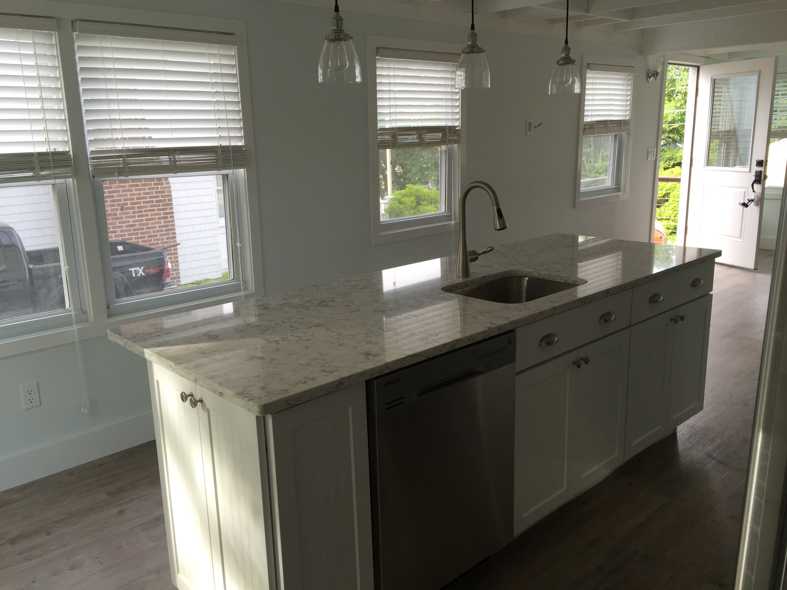Kitchen Design and Renovations in Point of Woods Old Lyme CT | Shaw Remodeling