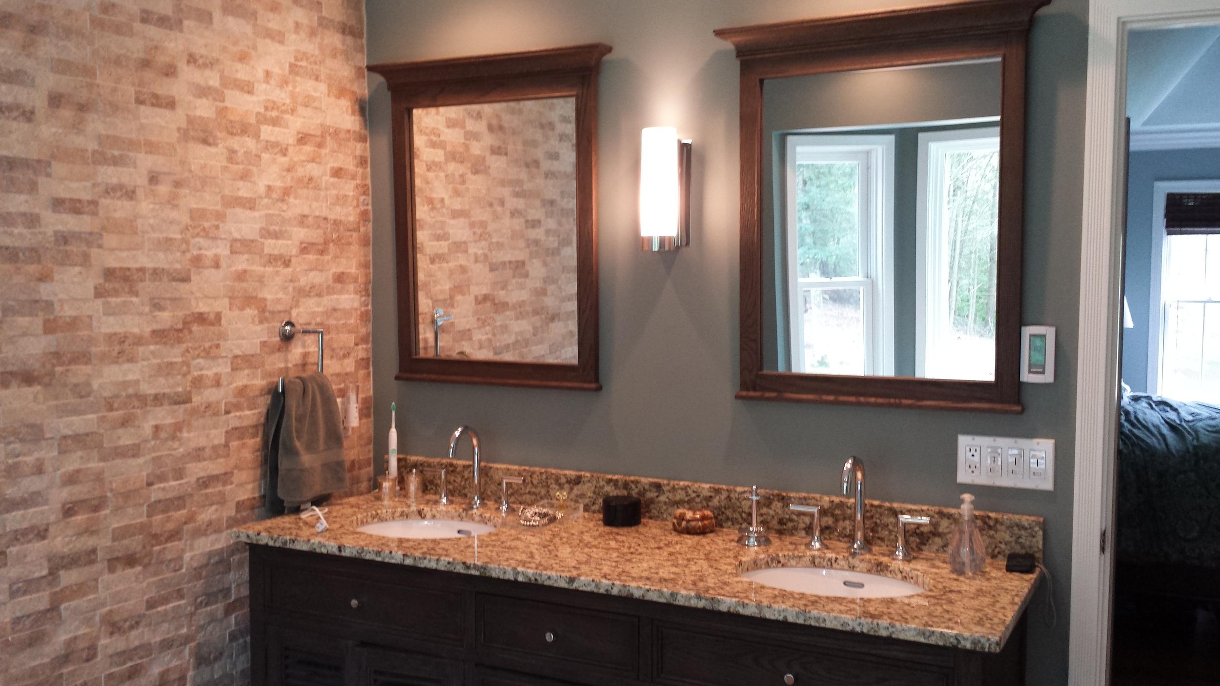 Shaw Remodeling - Master Bathroom Renovation Old Lyme CT