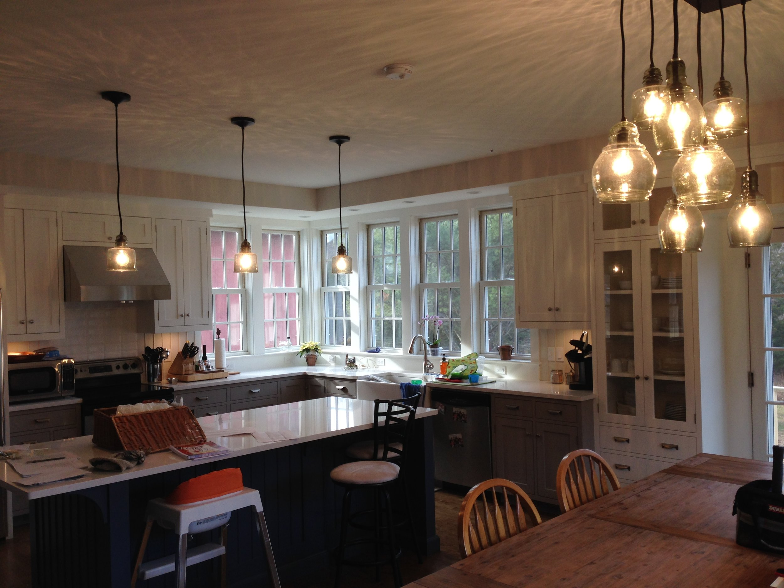 Kitchen Addition in Chester CT