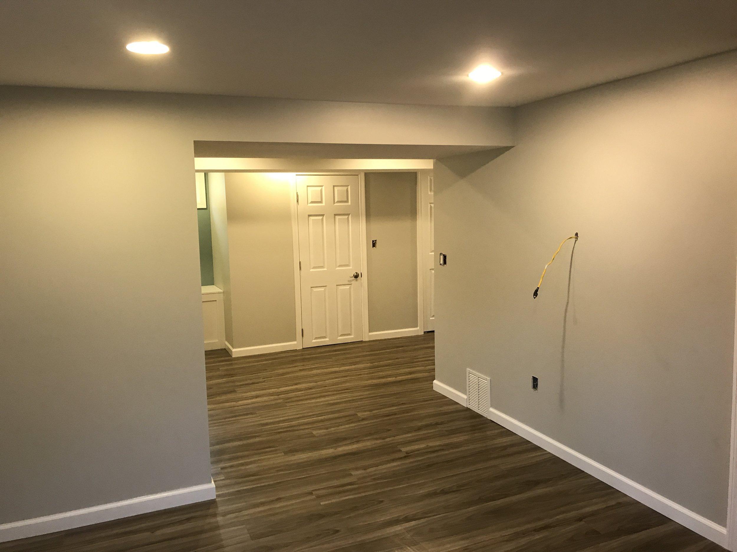 Basement remodeling - Shaw Remodeling