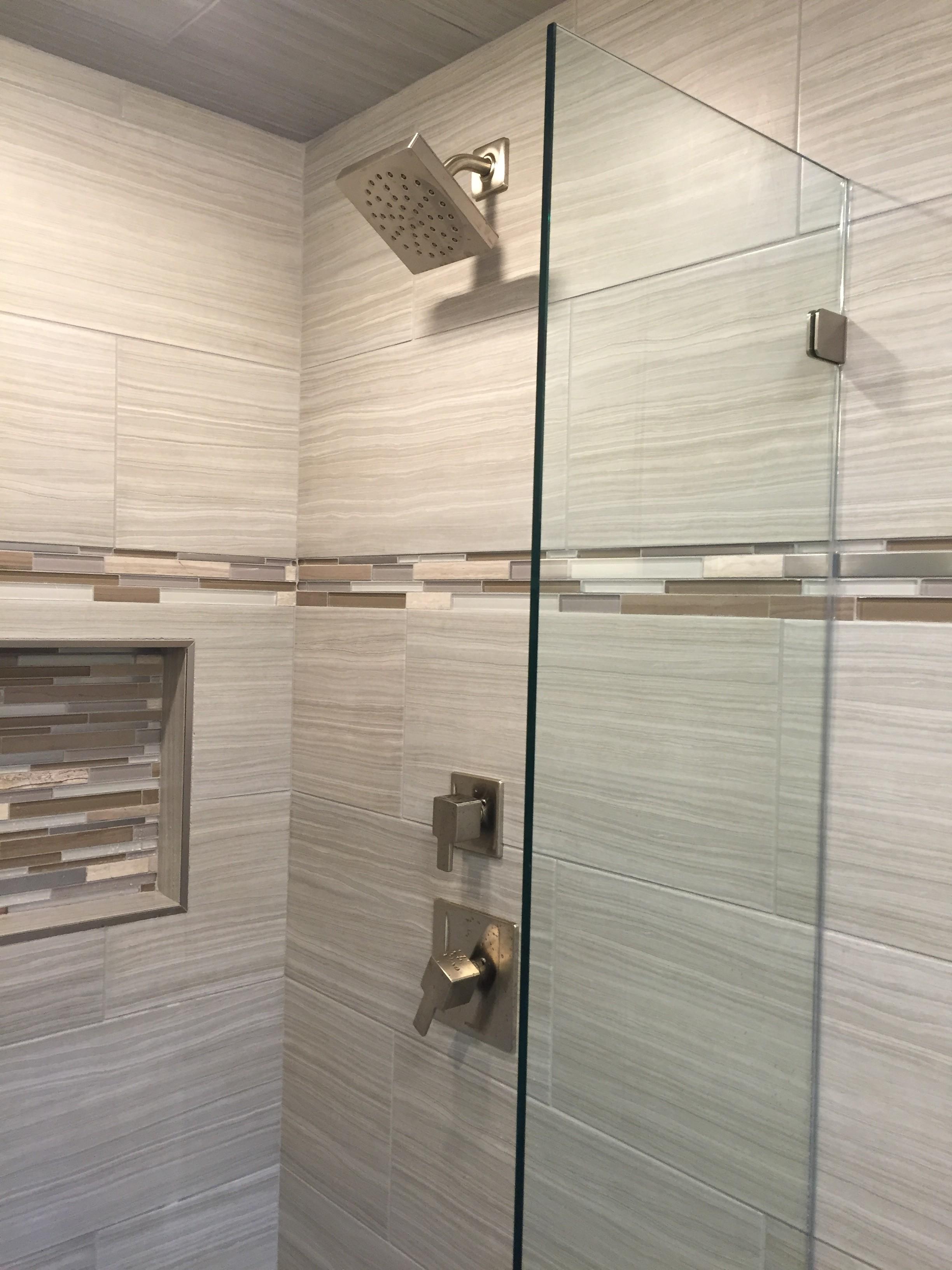Master Bathroom Remodel in Waterford CT