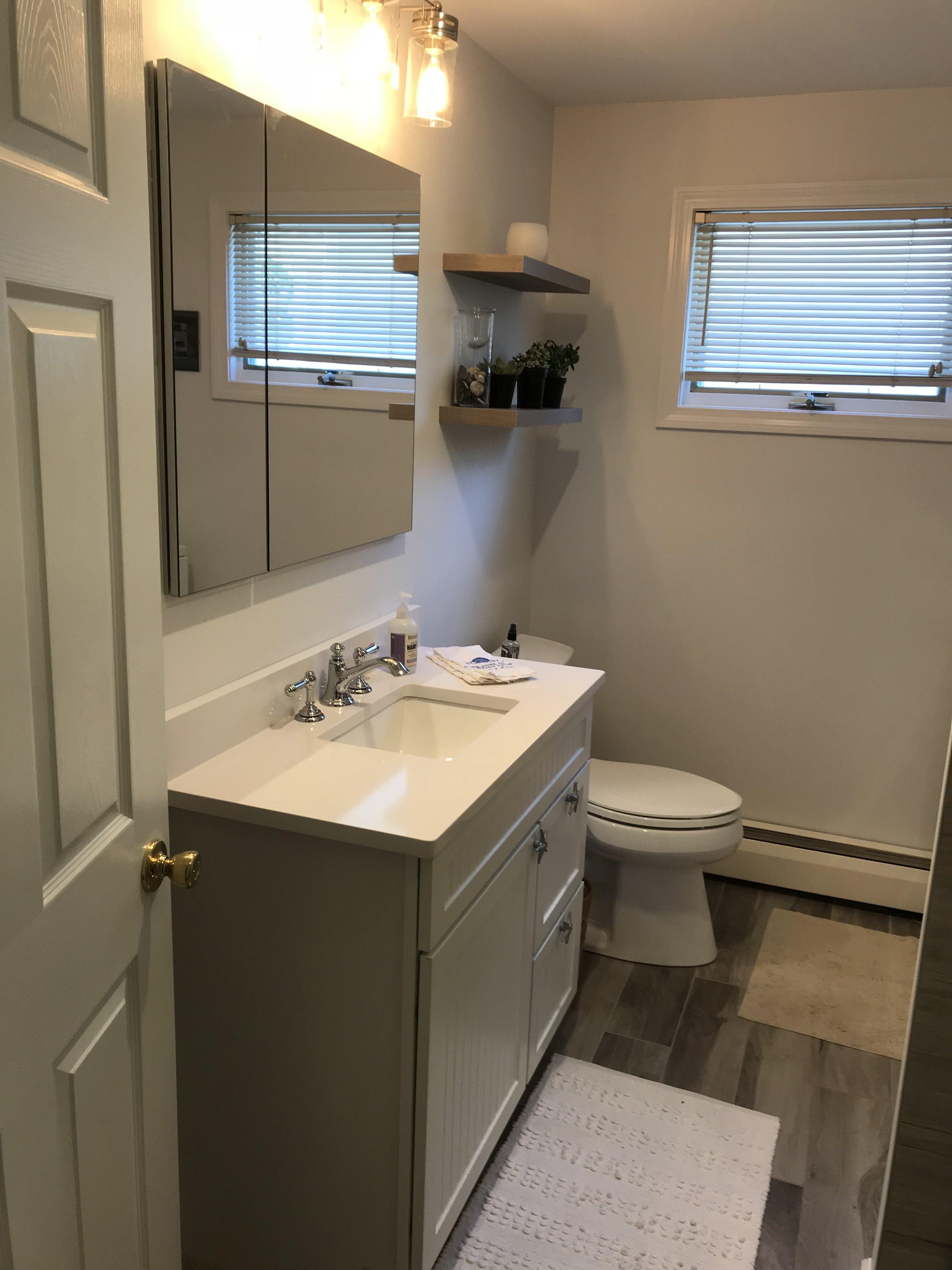 Shaw Remodeling - Bathroom Remodel in Niantic CT