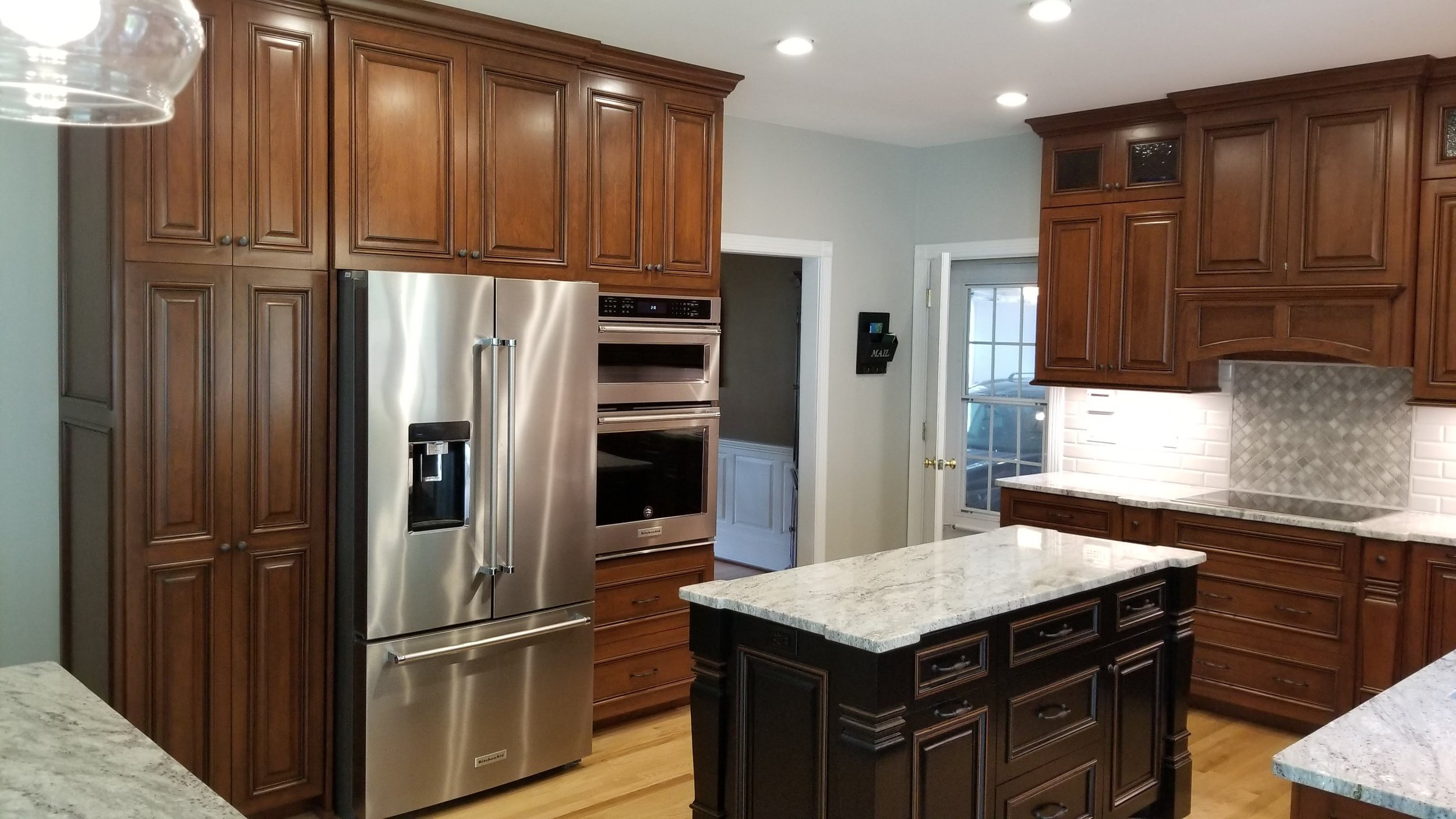 Kitchen Remodel in East Lyme CT