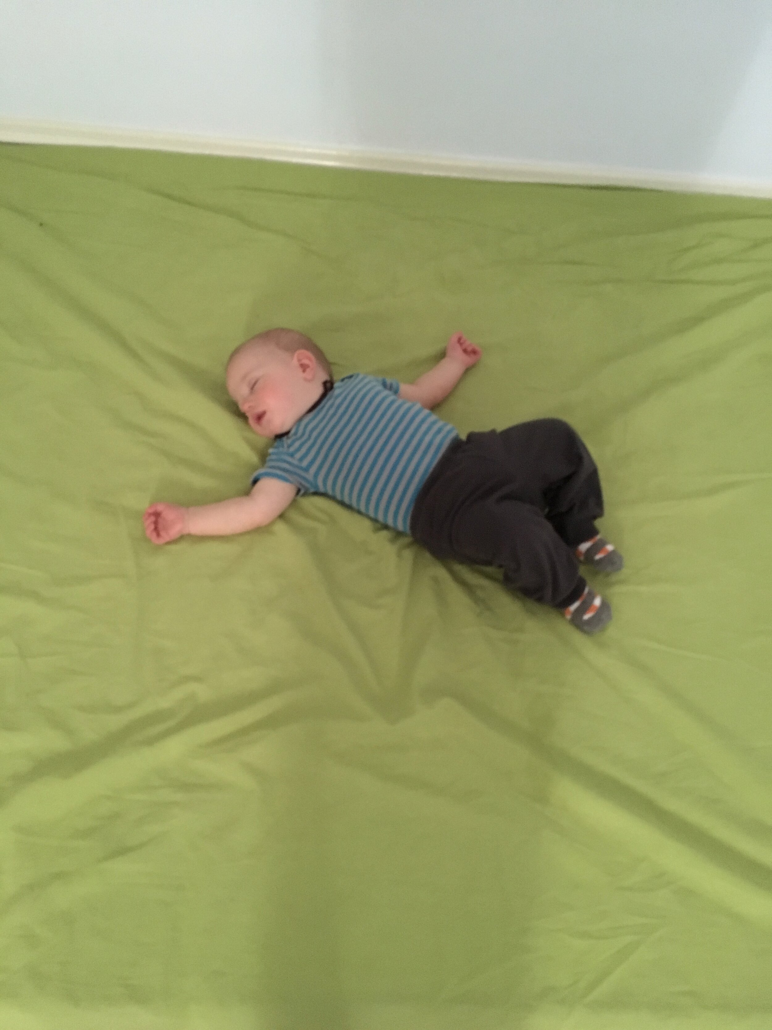 How We Use Our Montessori Floor Bed Kinderhaven Birth Family Services