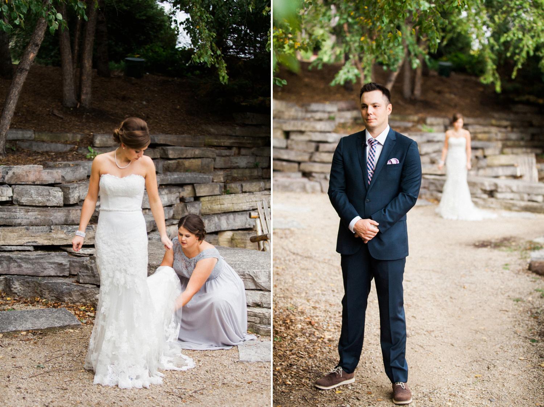 centennial lakes park wedding