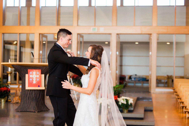 winter wedding minneapolis