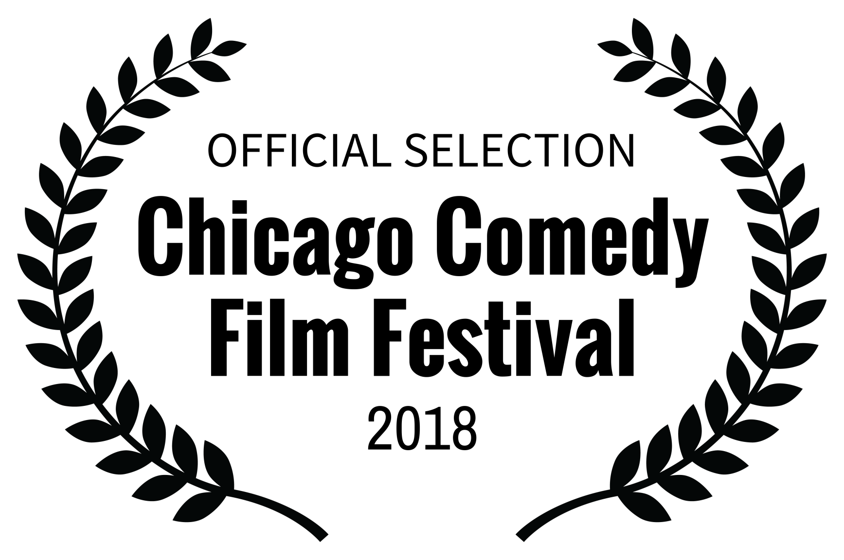 OFFICIAL SELECTION - Chicago Comedy Film Festival - 2018.png