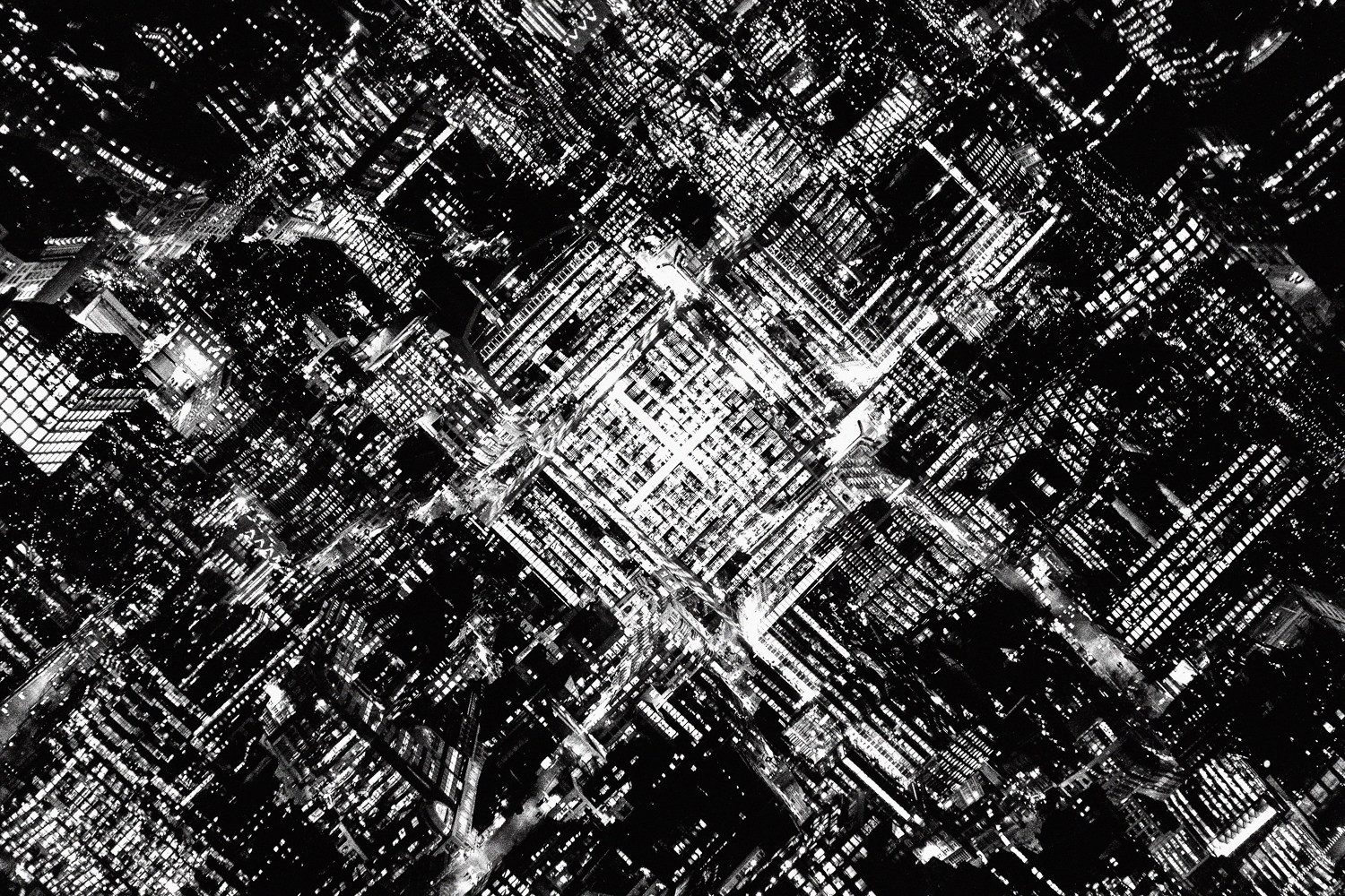 The Physical Fabric of Cities