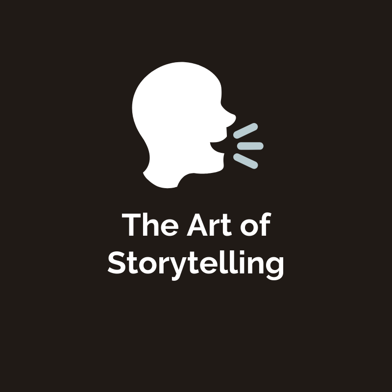 Storytelling is a craft. We always attempt to engage students with stories of authentic faith lived out in real life.