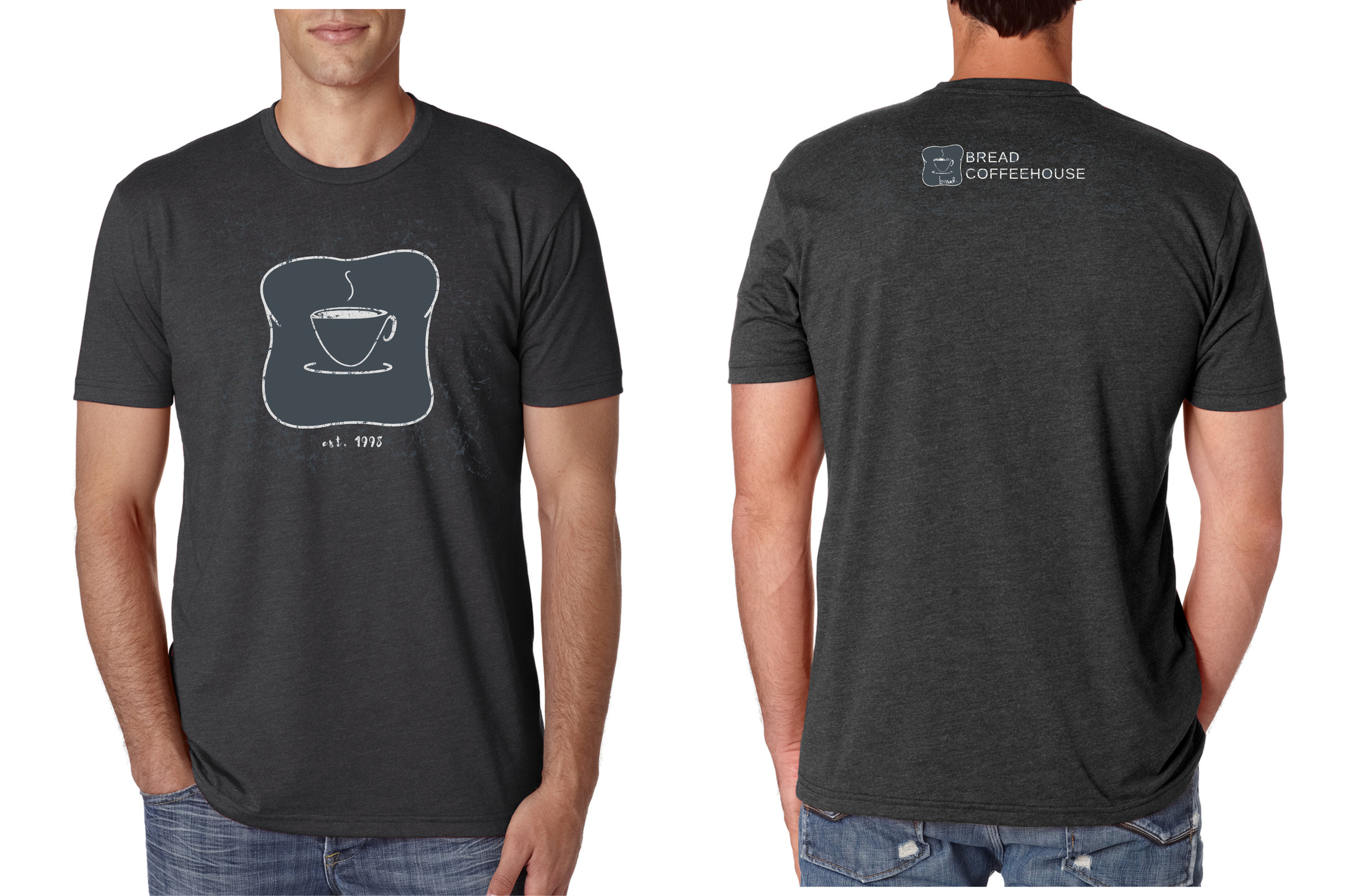 $18 Donation - These fancy t-shirts are brand new this year. Make sure you include your shirt size when you complete your donation via the PayPal link below.
