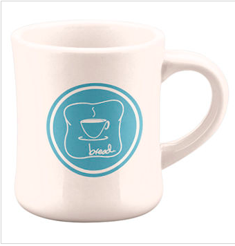$12 Donation - Drinking from a Bread coffee mug will resurface those cherished memories of sitting in the corner booth at Waffle House. Mugs make great gifts, and your donation helps Bread serve 10 cups of coffee to students on the campuses we serve.