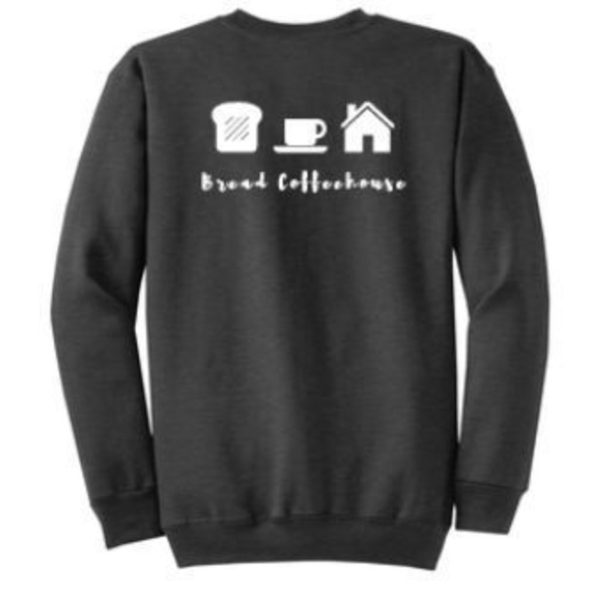 $36 Donation - Winter is coming. Be ready. Make sure you include your sweatshirt size when you complete your donation via the PayPal link below.