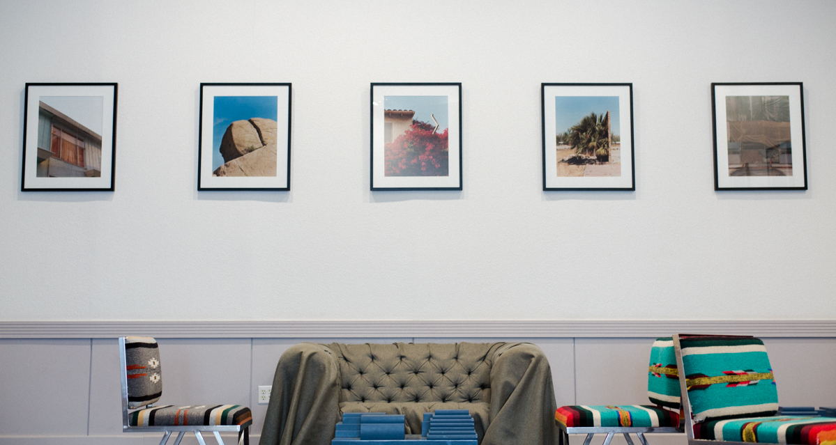 Framed Photography by Ryan Plett for The Line Hotel, Koreatown