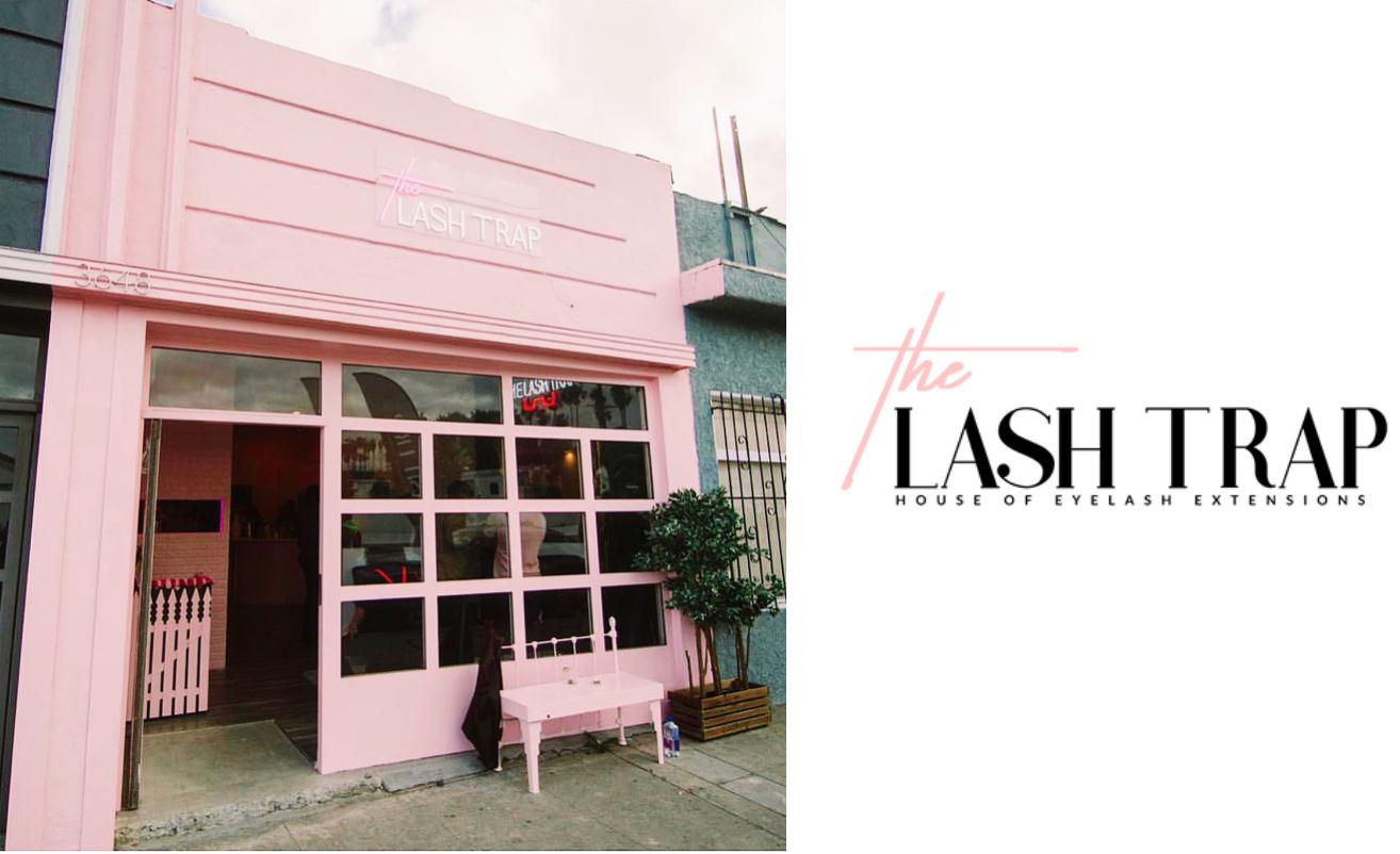 The Lash Trap     Beauty Bar