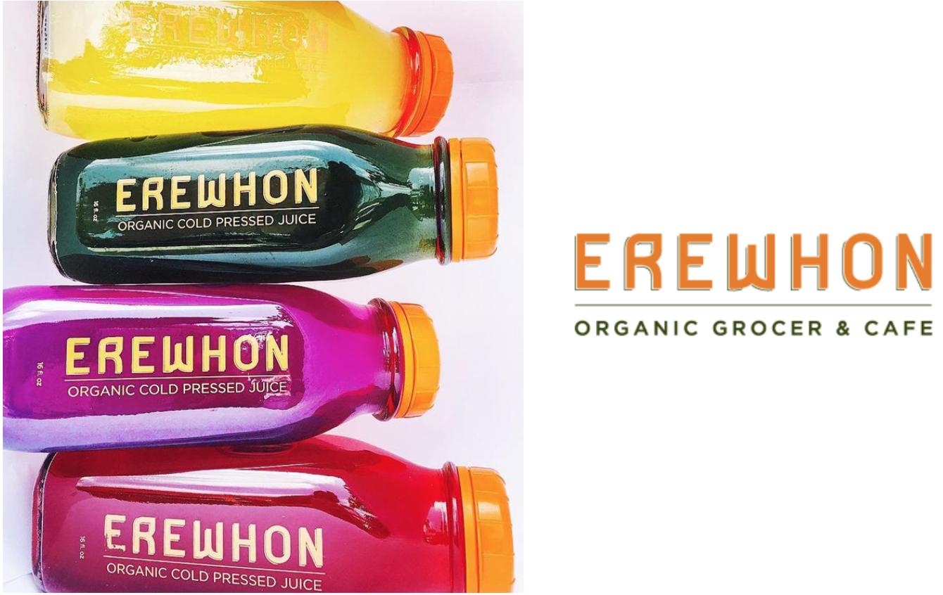 Erewhon Organic Market     Grocer/Cafe