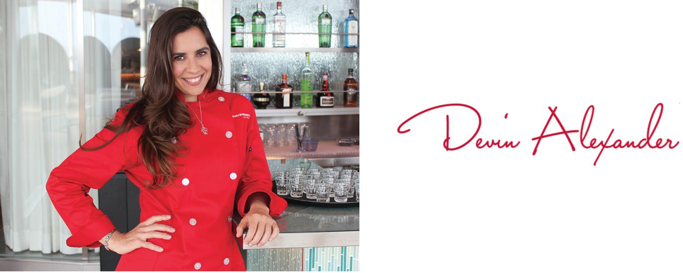 Devin Alexander     Author & Celebrity Chef