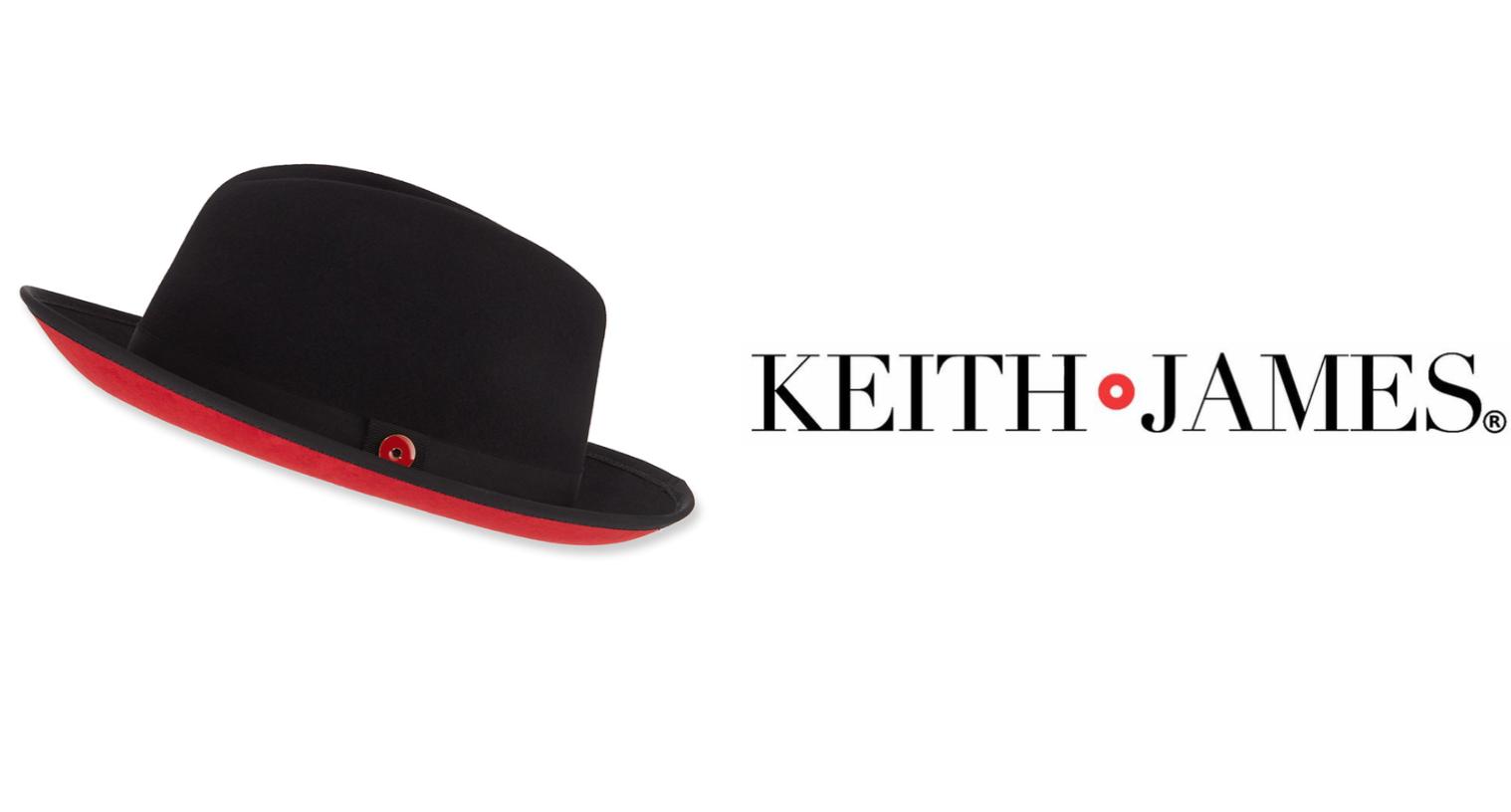 Keith & James     Fashion Brand