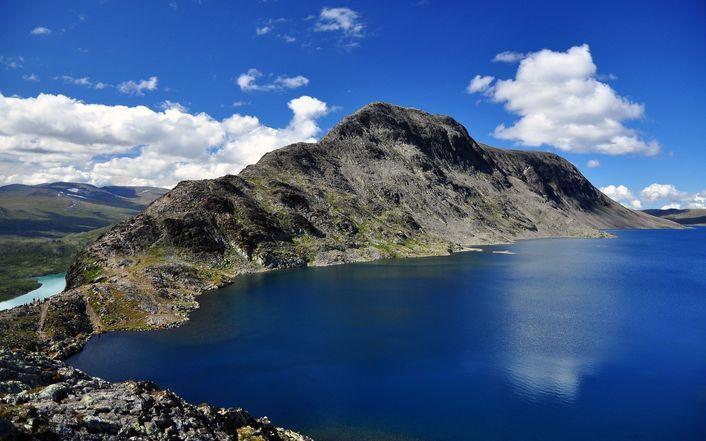 Bessegen Mountain Range