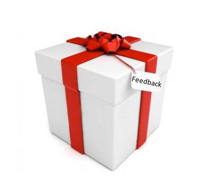 Gift of Feedback