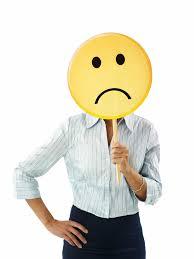 Employee Engagement Sad Face
